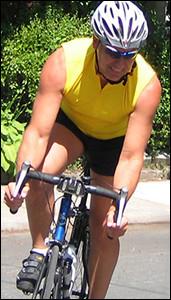 bernie schmidt cyclist